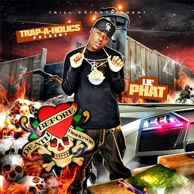 "Download Lil' Phat's album ""Death Before Dishonor"" on iTunes."