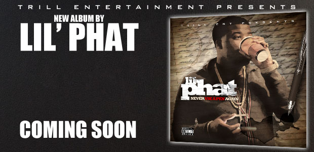 Download Lil Phat's album on iTunes